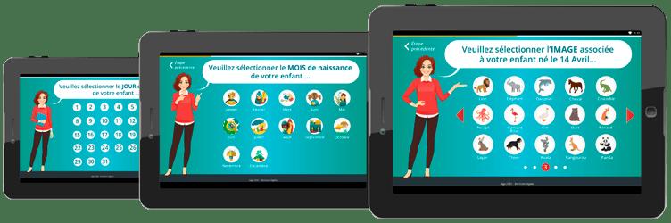 Visuel tablette Espace Famille