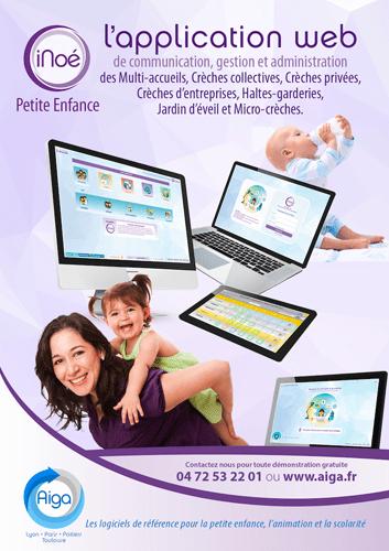 Visuel documentation iNoé logiciel petite enfance