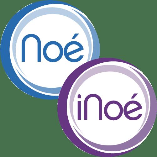 Logo logiciels Noé et application web iNoé